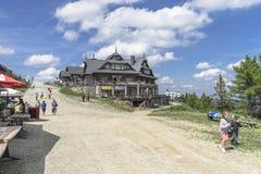 餐馆和游人旅舍 免版税图库摄影