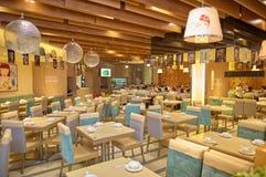 餐馆在深圳 库存图片