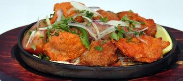 印第安食物 免版税库存图片