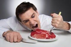 饥饿 免版税库存图片
