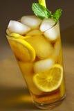 饮料冰茶 免版税库存图片