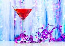 饮料和装饰 免版税库存照片