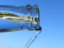 饮料新鲜的伏特加酒 免版税库存照片