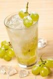 饮料用葡萄 库存图片