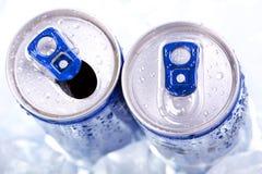饮料能源 免版税库存图片