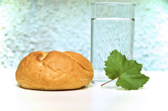 饮料食物 图库摄影