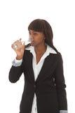 饮用水 免版税库存图片