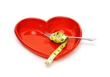 饮食健康重量 免版税库存图片