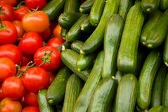 饮食健康vegtables 免版税库存照片