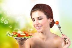 饮食和营养 免版税库存照片