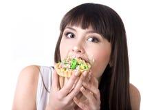 饮食故障 免版税库存图片