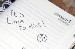 饮食时间 图库摄影