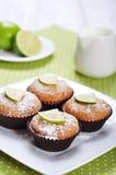 饮食松饼用麸皮 图库摄影