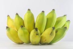 饮食香蕉  免版税库存图片