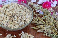饮食,庄稼,黑麦,健康食物,碳水化合物,早餐,新芽,耳朵,花,麦子,燕麦,大麦,领域,开花,面包, Bu 免版税库存图片