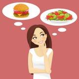 饮食 健康的食物 向量例证