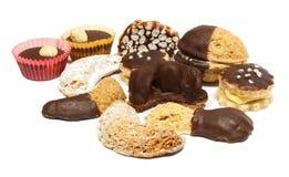 饼干圣诞节 免版税库存照片
