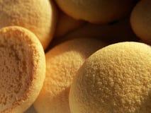 饼干海绵 库存照片