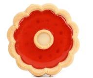 饼干用果酱。 免版税库存图片