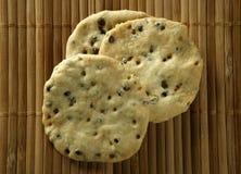 饼干种子芝麻 免版税库存图片