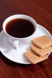 饼干茶 库存图片