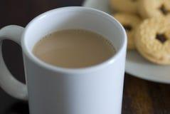 饼干茶 免版税图库摄影