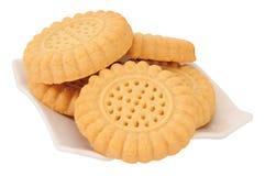 饼干黄油 库存图片