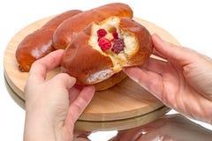 饼用莓 免版税库存照片