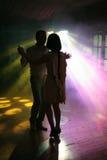 首先跳舞 免版税库存图片