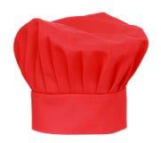 首要厨师帽子 免版税库存照片