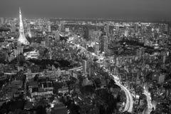 首都东京 库存图片