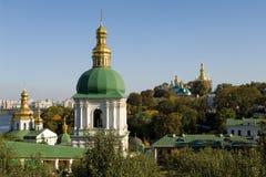 首都基辅乌克兰 库存照片