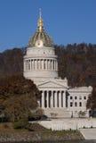 首都查尔斯顿西方的弗吉尼亚 免版税库存图片