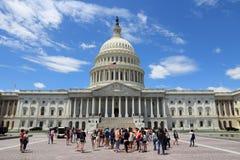 首都美国 免版税库存图片