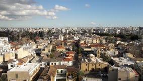 首都从上面 免版税库存照片