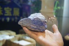 首饰石头 免版税库存照片