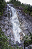 香农秋天, Squamish不列颠哥伦比亚省 免版税图库摄影