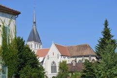 香宾的教会 库存图片