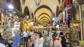 香料义卖市场,伊斯坦布尔,土耳其 免版税库存照片
