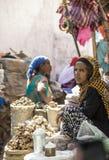 香料市场在哈勒尔,埃塞俄比亚 免版税库存图片