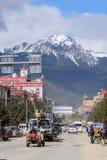 香格里拉,中国 免版税库存图片