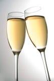 香槟多士 库存图片