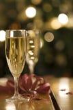 香槟槽 库存图片