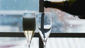 香槟玻璃倾吐 股票录像
