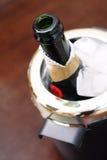 香槟 库存图片