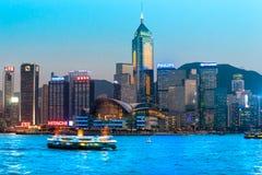 香港。 免版税库存图片