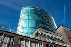 香港世界贸易中心鹿特丹 免版税库存照片