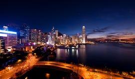 香港中央 库存图片