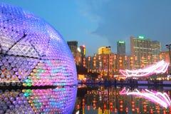 香港中秋节2013年 库存图片