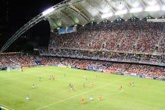 香港体育场 免版税图库摄影